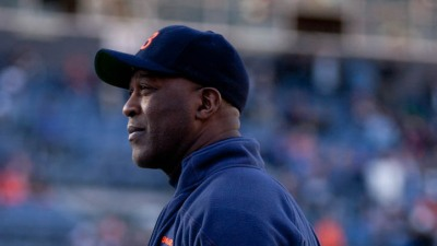 Lovie Moving on From Bears Loss