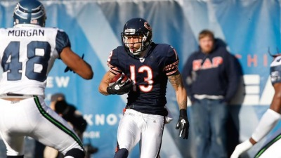 Johnny Knox Is Staying Positive
