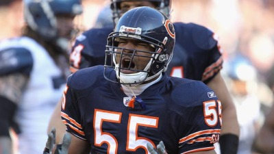 "Bears Briggs Calls Packer Tight End an ""Idiot"""