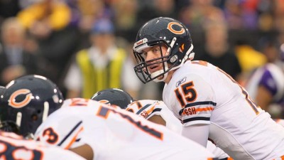 Bears Expected to Re-Sign Josh McCown