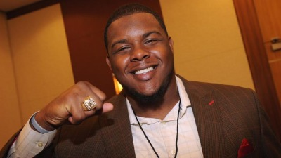 Getting to Know You: Bears' Jermon Bushrod