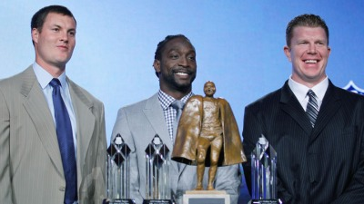 Birk Wins Payton Award Over Tillman