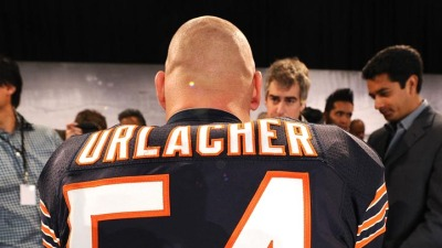 Urlacher Misses Sixth Practice