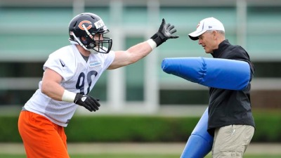 Bear Bites: Rookies Impress at Mini-Camp