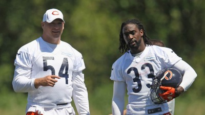 Bear Bites: Will Urlacher and Tillman Play?