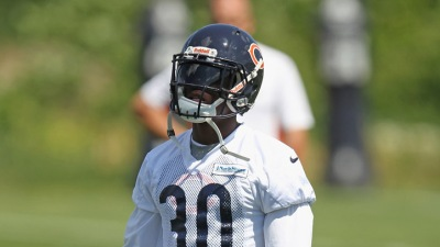 Bears Experimenting with D.J. Moore