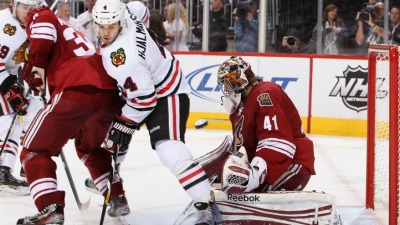 Gameday Preview: Coyotes vs. Blackhawks