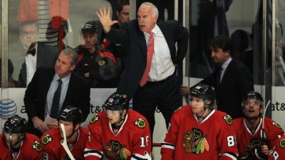 Joel Quenneville Nominated for Adams Award