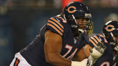 Bears Release Williams, Sign Bowman
