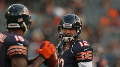 McCown Hits All the Right Notes in Bears Rout