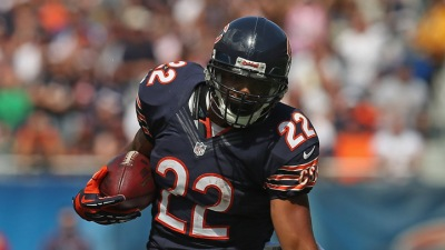 Matt Forte Back at Practice