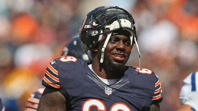 Bears Place Franchise Tag on Melton