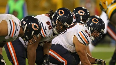Bear Bites: Changes at Center