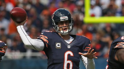Jay Cutler's Inaccuracy Hurting Offense