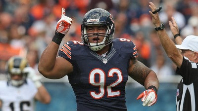 Bears D Overwhelms Rams