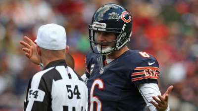 Cutler Has Run-In With a Replacement Ref