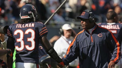 Charles Tillman Named Bears NFC Defensive Player of the Month