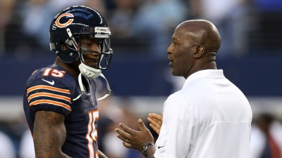 Bear Bites: Marshall Wants to Stay a Bear