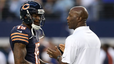 Bears Players Taking Lovie Smith's Firing Hard