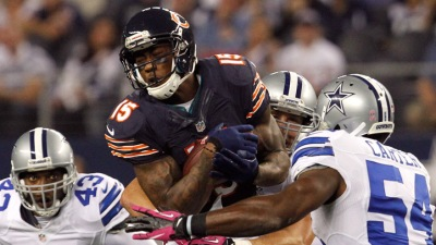 Who Stood Out in Bears' Monday Night Win?