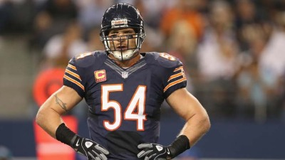 Bear Bites: Urlacher Not Where He Wants to Be