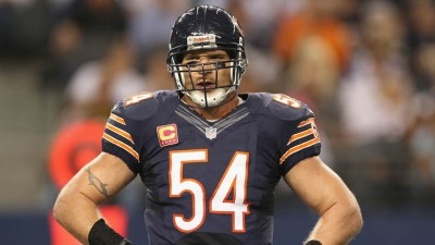 Bear Bites: Urlacher Changed His Play