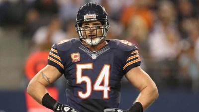 Bear Bites: Urlacher Would Lie About Concussions