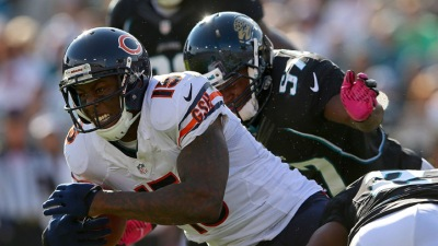 Bears Blow Out Jaguars 41-3