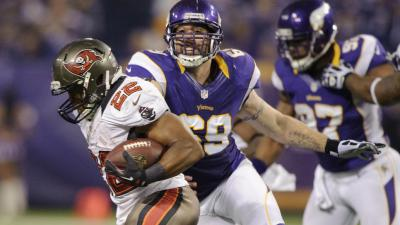 Report: Bears, Seahawks Pursuing DE Jared Allen