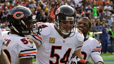 Has Urlacher Played His Last Bears Game?