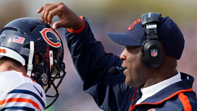 Bear Bites: Replacing Lovie Won't Be Easy