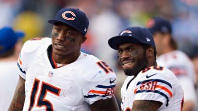 Bear Bites: Brandon Marshall's Value