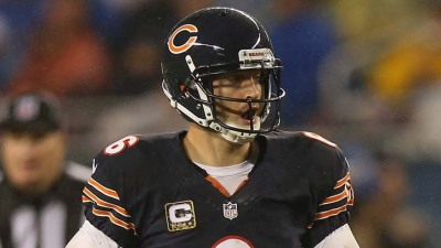 Jay Cutler Won't Play on Monday