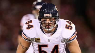 Emery, Trestman Non-Committal on Urlacher