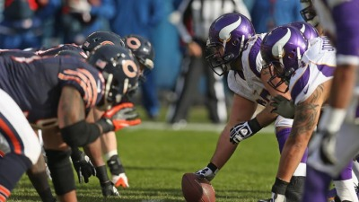 Bears One-Up Vikings in Twitter Battle