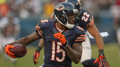 Brandon Marshall Ripping Up Record Books
