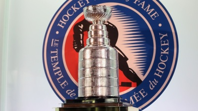 Where Is Stanley Cup During Clinching Games?