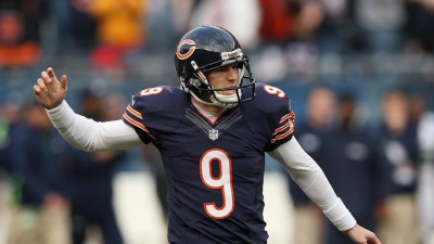 Bear Bites: Robbie Gould Welcomes Competition