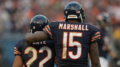 Bear Bites: Brandon Marshall's Leadership