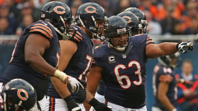 Bear Bites: The New Look Offensive Line