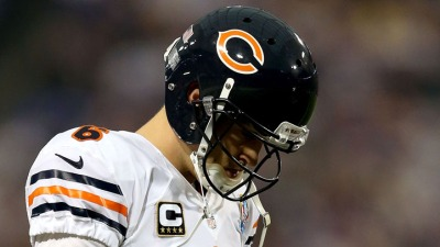 Bear Bites: Cutler's Reported MCL Injury