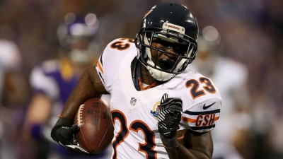 Expectations High for Bears' Hester, Podlesh
