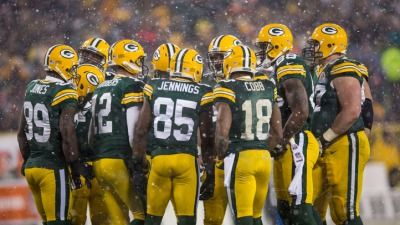 Packers Have Been Busy Winning, Overcoming Injuries