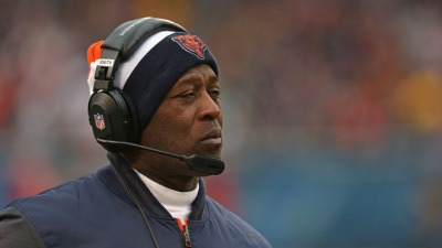 Lovie Smith Out After Nine Seasons