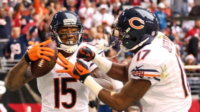 Brandon Marshall Planning to Work with Alshon Jeffery