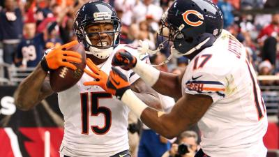 Why Marshall and Jeffery Are Best Bears WR Duo Ever