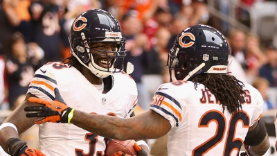 Bears Send Five to Pro Bowl