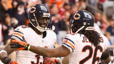 Bears Send Five to Pro Bowl