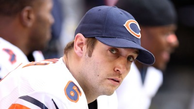 Jay Cutler Very Zen About Not Having a New Contract