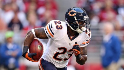 Devin Hester Likes New Special Teams Role